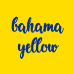 Bahama Yellow